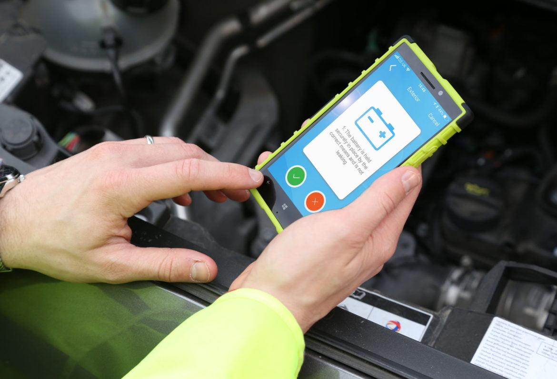 Car Inspection App Development
