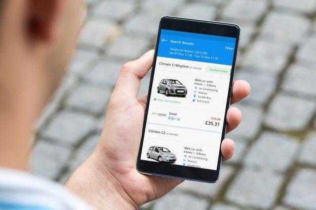Carrental App Feature