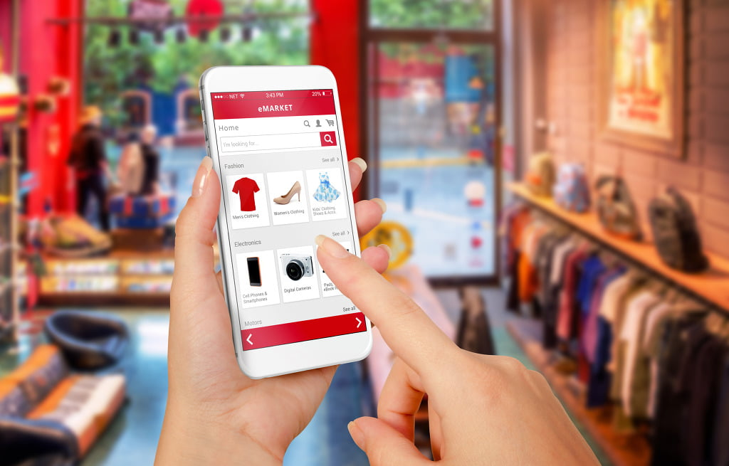 Shopping App Feature