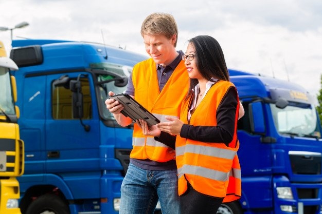 IoT Changing Trucking Industry