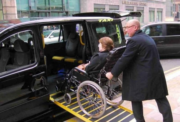 Uber for Disabled
