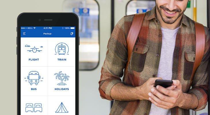 Travel App Development