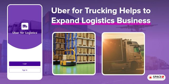 Uber for Trucking