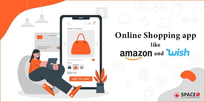 Create Online Shopping App
