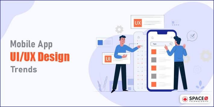 App UI/UX Design Trends