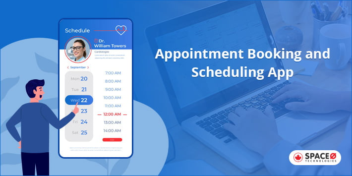 Appointment Booking and Scheduling App