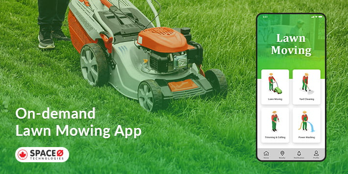 Lawn Mowing App for Yard Work and Landscaping Business