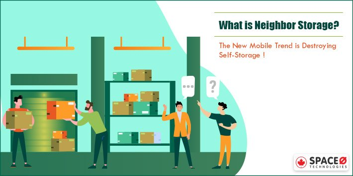 Neighbor Storage Destroying Self-storage