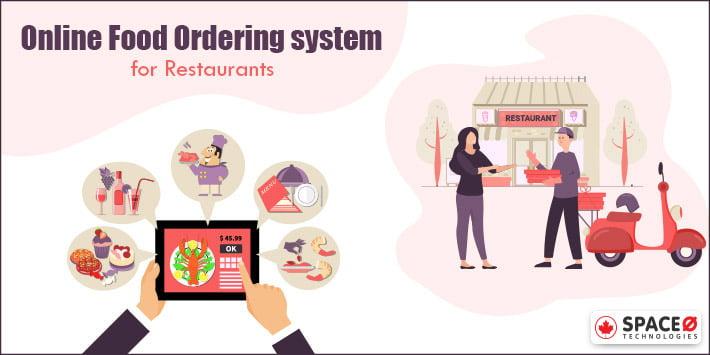Online Food Ordering System for Restaurant