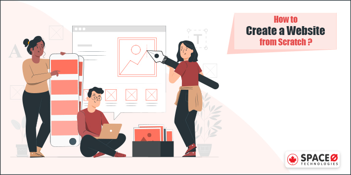 How to Create Website from Scratch