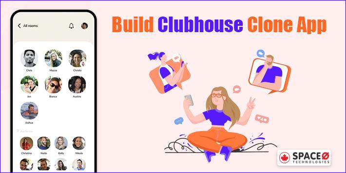 Clubhouse Clone App Development