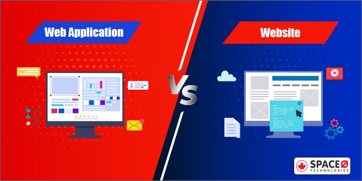 Web Application Vs. Website