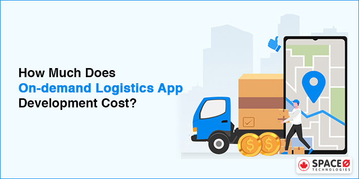On demand Logistics App Development Cost