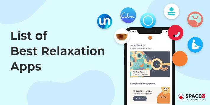 Apps to Get Relief from Stress and Anxiety