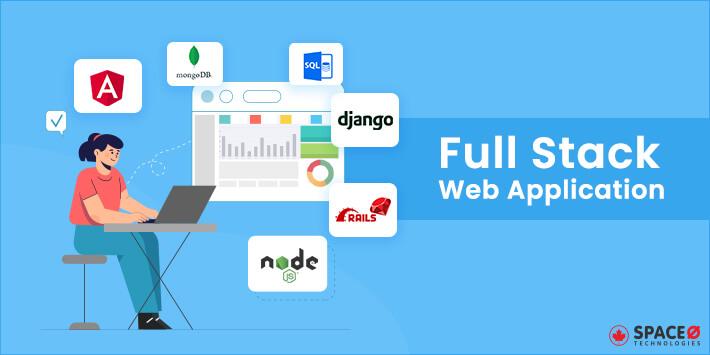 full stack web application