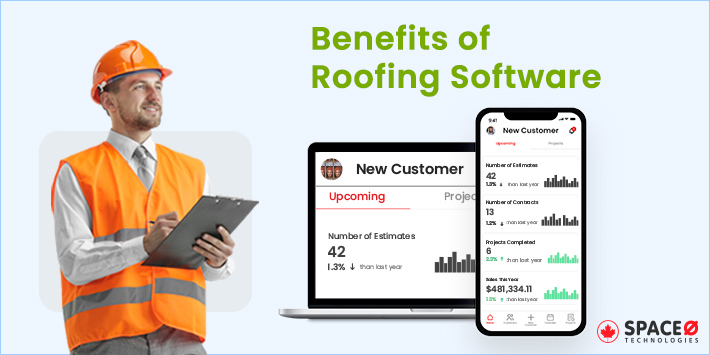 benefits of roofing software